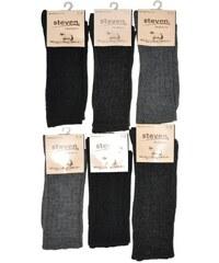 Ponožky Steven art.077 šedá, 39-42