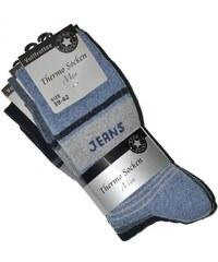 Ponožky Wik Thermo Socken art.7016 A'3 mix barev, 43-46