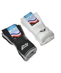 Ponožky E&E Sport 0406 A'5 mix barev, 29-30