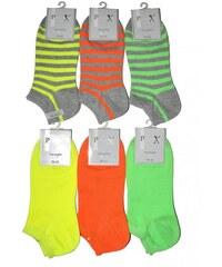 Nízké ponožky Wik Premium Sox Art.36770 mix barev, 39-42