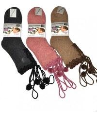 Ponožky Ulpio Mum-strumpfwaren Art.7116041 tmavě béžová, 39-42