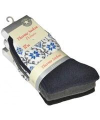 Ponožky Wik Thermo Women art.5542 A'3 mix barev, 39-42