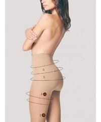Punčochové kalhoty Fiore Body Care Comfort M 5100 20 den černá, 4-L