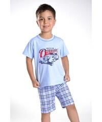 Chlapecké pyžamo Damian s autem 122