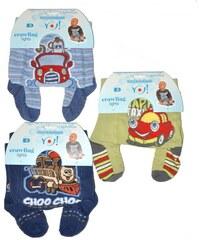 Punčochové kalhoty Scorpio pro lezení Art. Ra-25 80-98 mix barva-holčička, 80-86