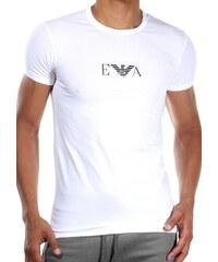 c7ca29bd130f Pánské tričko Emporio Armani 111267 CC715 bílá