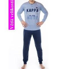 Pánská souprava Kappa 14109CA LT blu dle-obrázku 4xl