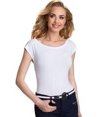8025244fe90c Eldar Dámske tričko Idalia biele L