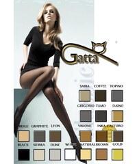 Gatta Dámské punčocháče Laura 40 gold zlatá 2