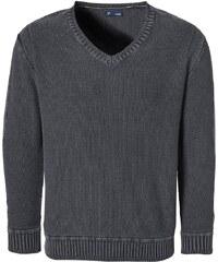 Pioneer Authentic Jeans Strickpullover anthrazit