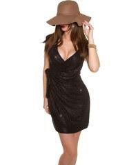 Koucla Sexy párty šaty-černé