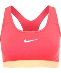 Nike Performance NEW CLASSIC Soutiengorge de sport ember glow/peach cream