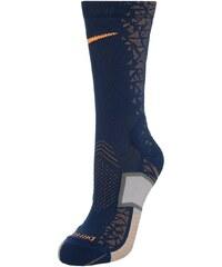 Nike Performance MATCHFIT HYPERVENOM Chaussettes de sport coastal blue/bright citrus