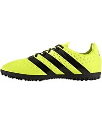 adidas Performance ACE 16.3 TF Chaussures de foot multicrampons solar yellow/core black/silver metallic