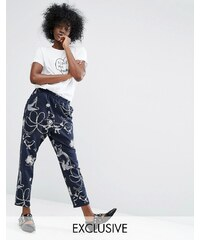 ASOS Made In Kenya - Pantalon de jogging à imprimé - Multi