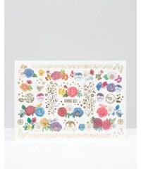 Anna Sui - Limited Edition - Tattiis für Nägel und Körper - Mehrfarbig