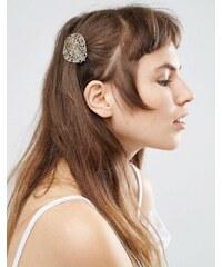 ASOS - Filigrane Haarspange - Gold