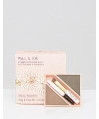 Paul & Joe - Nachfüllpackung für Augenbrauenpuder - Braun