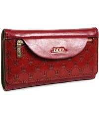Dámská peněženka Doca 64603 - červená