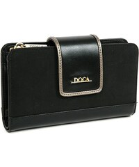 Dámská peněženka Doca 64597 - černá