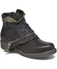 Dockers - Nikol - Stiefeletten & Boots für Damen / schwarz