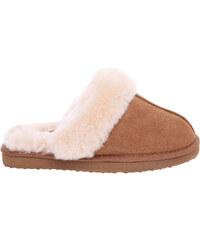 Ara domácí pantofle 29932-06 béžové