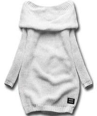 Pullover weiß MODA01ST