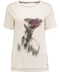 Damen T-Shirt kurzärmlig Americana O'NEILL weiß L (42),M (40),S (38),XL (44),XS (36)