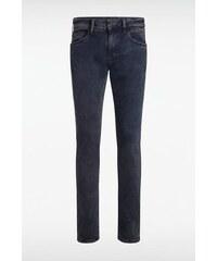 Jeans homme slim SOHO poches brodées Bleu Elasthanne - Homme Taille 34 - Bonobo