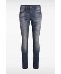 Jeans homme slim SOHO-VERDI Bleu Coton - Homme Taille 34 - Bonobo