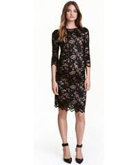 H&M MAMA Krajkové šaty
