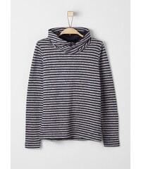 s.Oliver RED LABEL Junior Sweater mit Schalkragen für Mädchen