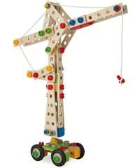 Heros Multifunktionsbausatz mit 9 Modellvarianten aus Holz, »Constructor Kran, 170 tlg.«