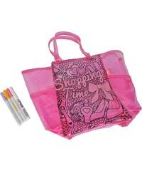 Simba Tasche zum Bemalen, »Color me mine, Diamond Sunshine Fashionbag«
