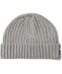 GANT Bonnet En Coton - Dark Grey Melange