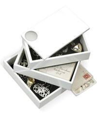 Umbra Šperkovnice Spindle bílá 308712660/S