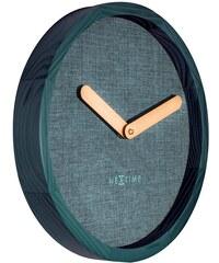 Designové nástěnné hodiny 3155tq Nextime Calm 30cm