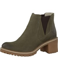 TAMARIS Chelsea Boots mit Blockabsatz