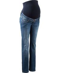 bpc bonprix collection Jean de grossesse jambes amples bleu femme - bonprix