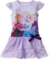 Disney Robe en jersey REINE DES NEIGES violet enfant - bonprix