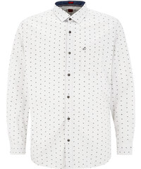 s.Oliver Regular: Leichtes Twill-Hemd