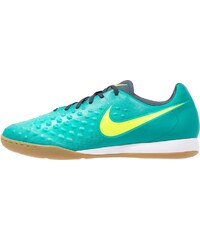 Nike Performance MAGISTAX ONDA II IC Chaussures de foot en salle rio teal/volt/obsidian/clear jade