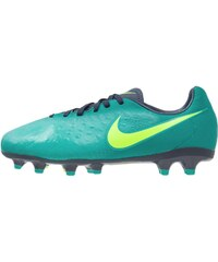 Nike Performance MAGISTA OPUS II FG Chaussures de foot à crampons rio teal/volt/obsidian/clear jade/hyper turquoise