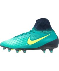 Nike Performance MAGISTA OBRA II FG Chaussures de foot à crampons rio teal/volt/obsidian/clear jade/hyper turquoise