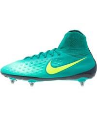 Nike Performance MAGISTA ORDEN II SG Chaussures de foot à lamelles rio teal/volt/obsidian/clear jade/hyper turqouise