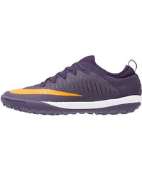 Nike Performance MERCURIALX FINALE II TF Chaussures de foot multicrampons purple dynasty/bright citrus/light brown/black