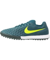 Nike Performance MAGISTAX FINALE II TF Chaussures de foot multicrampons midnight turquoise/volt/hasta