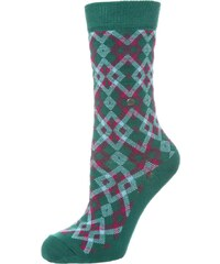 Burlington KALEIDOSCOPE Chaussettes emerald