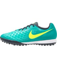 Nike Performance MAGISTA ONDA II TF Chaussures de foot multicrampons rio teal/volt/obsidian/clear jade