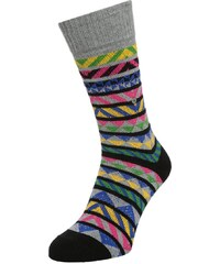 Burlington FAIR ISLE Chaussettes black